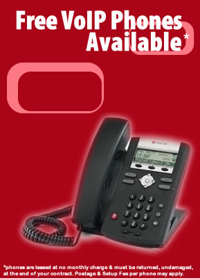 Free VoIP Phones Available - Terms Apply